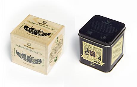 ダージリン・キャッスルトン庭園からの紅茶