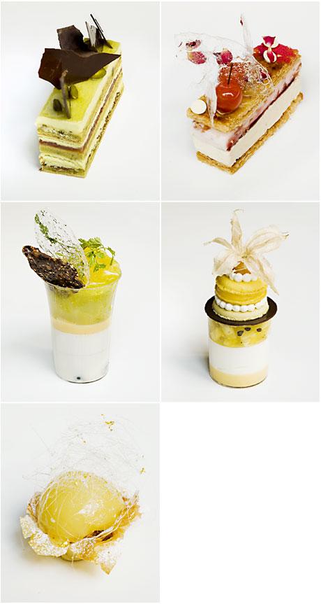 春夏の新作ケーキ