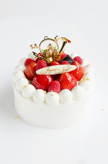 特選イチゴ・プレミアムショートケーキ [予約限定]