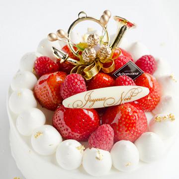 特選イチゴ・プレミアムショートケーキ / 2011 クリスマスケーキ