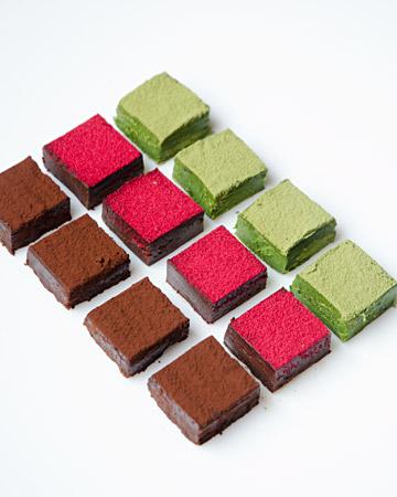 3種の生チョコ詰め合わせ 有機ショコラ使用