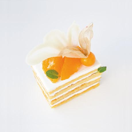 デコポン・ショートケーキ