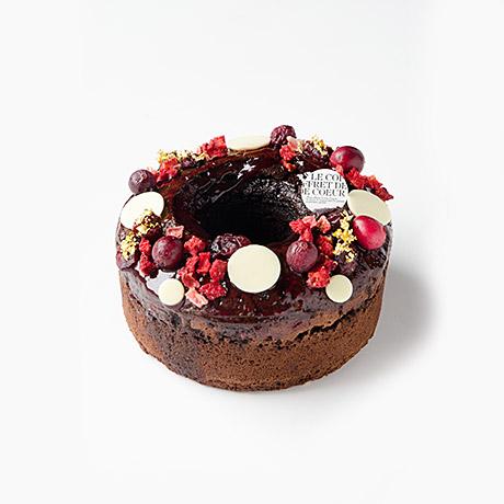 リングケースショコラケーキ