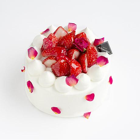 母の日限定 ショートケーキ
