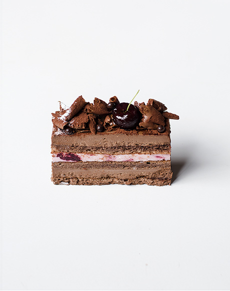 フォレノアール 黒さくらんぼのチョコレートケーキ