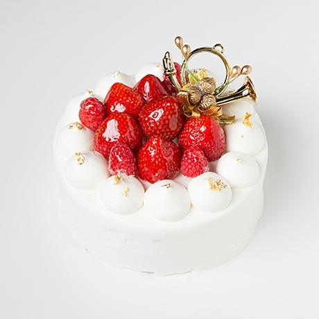特選イチゴ・プレミアムショートケーキ